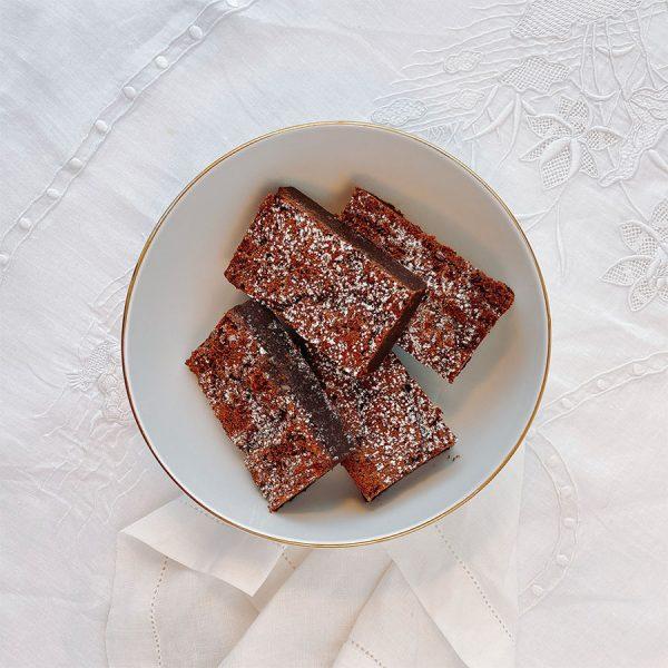 Chocolate Fudge Brownie - 10 pieces