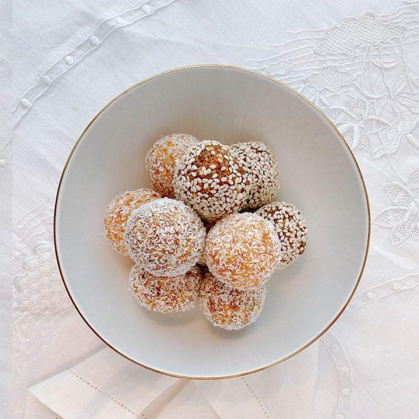 Vegan Bliss balls - 6 pieces